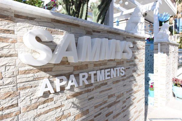 SAMMY'S APARTMANTS – Неа Потидеа