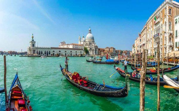 Венеција, Фиренца, Верона 8ми Март