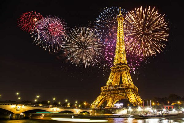 Нова Година во Париз!