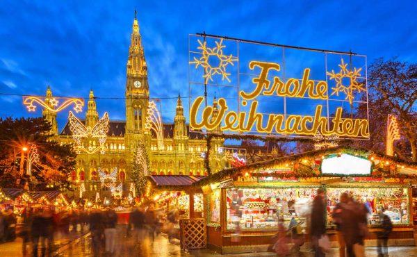 Виена Christmas Market