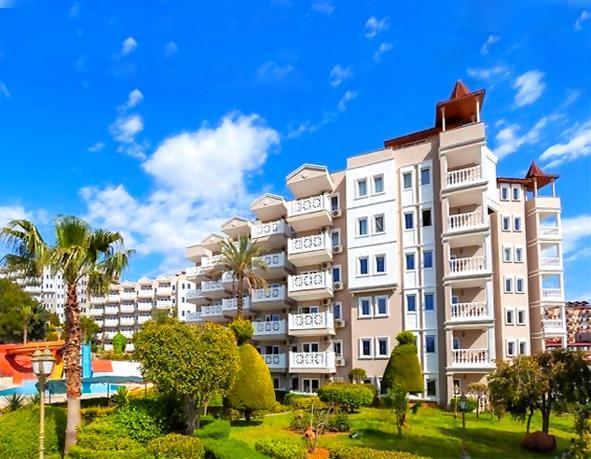 Club Sunny World  hotel 5* – Aланија